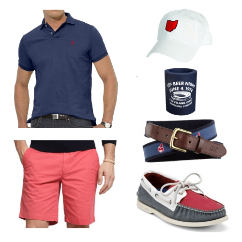 How to Dress for Cleveland Indians Game