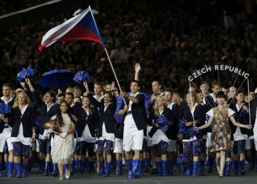 Czech Republic 2012 Olympic Opening Cermony