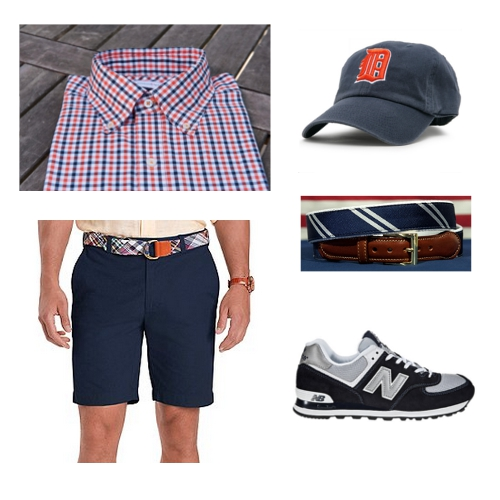 How to Dress for Detroit Tigers Game