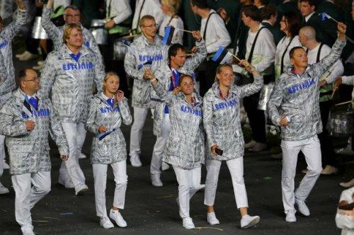 Estonia 2012 Olympic Opening Cermony