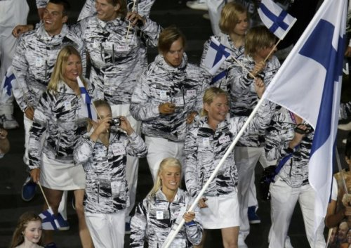 Finland 2012 Olympic Opening Cermony
