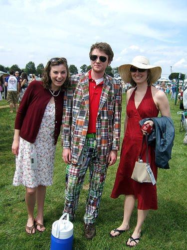 Madras Suit