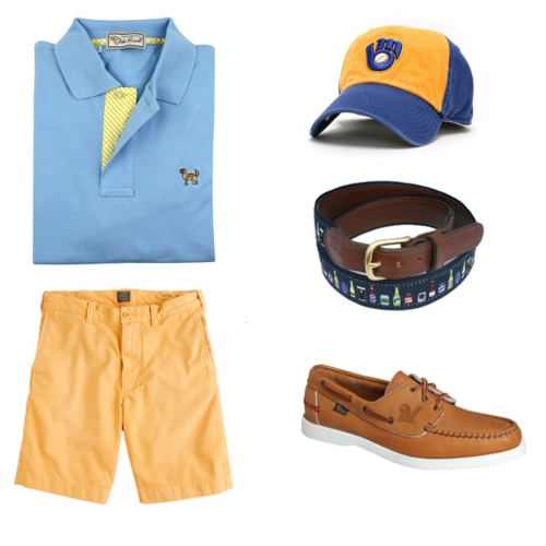 How to Dress for Milwaukee Brewers Game