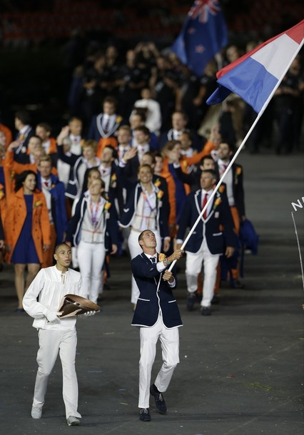 Netherlands 2012 Olympic Opening Ceremony