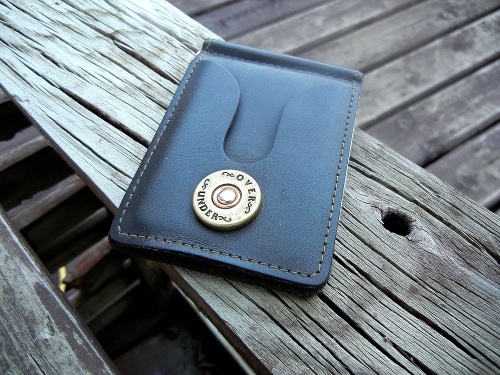 Over Under Front Pocket Gentleman's Wallet