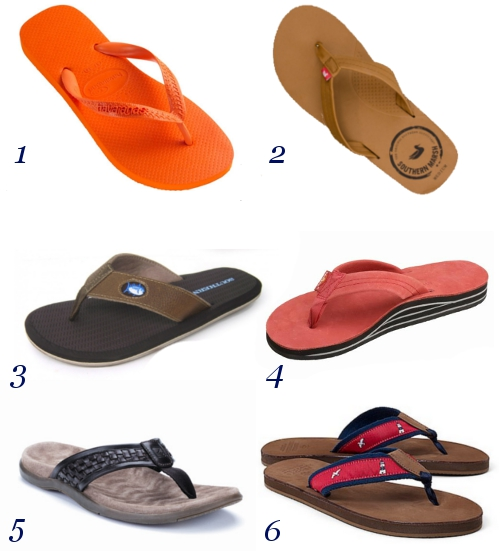 Flip-Flops Havaianas Southern Marsh Southern Tide Sperry Topsider Rainbow Brooks Brothers