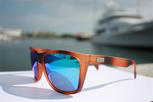 Scottie Hampton Yachtseas Tortoise Sunglasses