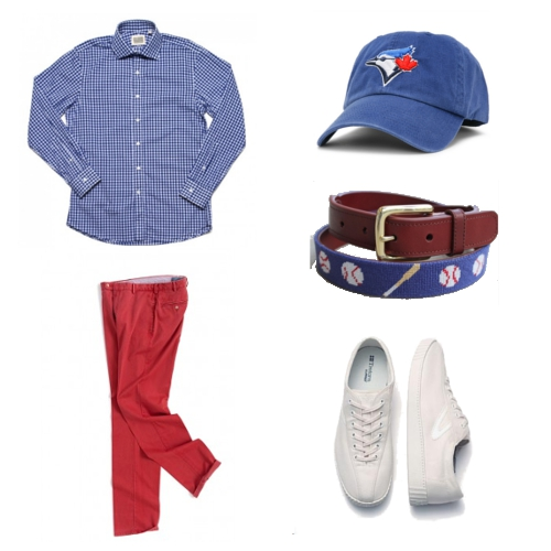 How to Dress for Toronto Blue Jays Game