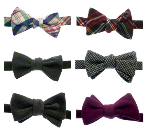 High Cotton Ties Fall 2012 Collection Bow Ties