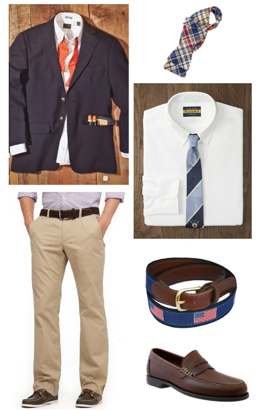 How to dress for rush week great lakes prep for Southern fraternity rush shirts