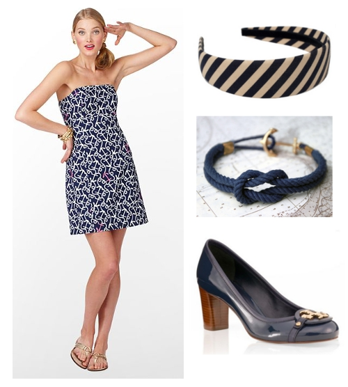 How to Dress for Navy Football Game Women's