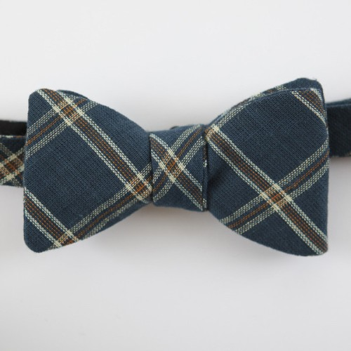 Pulpit Supply Rubik Bow Tie Cotton Windowpane