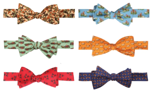 Southern Proper x Wm Lamb & Son Bow Ties