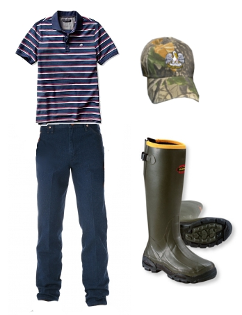 How to Dress for Gator Hunting Troy Landry Swamp People